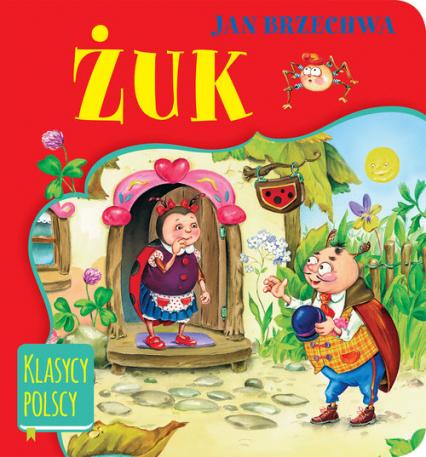 Żuk - Jan Brzechwa | okładka