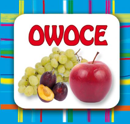 Owoce. Małe harmonijki - Opracowanie zbiorowe | okładka