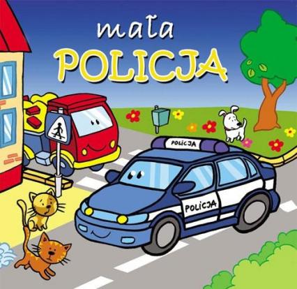 Mała policja - Urszula Kozłowska | okładka