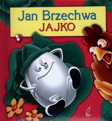 Jajko. Jan Brzechwa - Jan Brzechwa | okładka