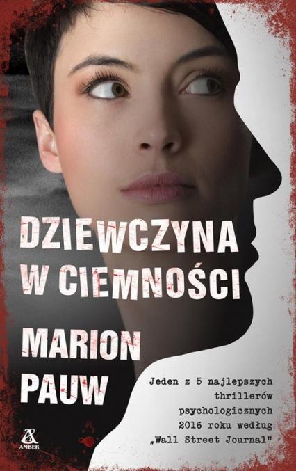Dziewczyna w ciemności - Marion Pauw | okładka