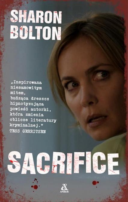 Sacrifice - Sharon Bolton | okładka