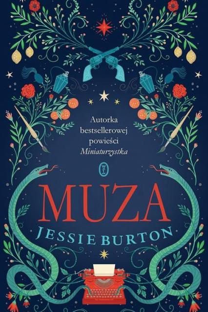 Muza - Jessie Burton | okładka