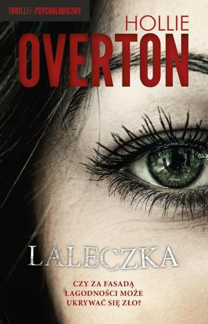 Laleczka - Hollie Overton | okładka
