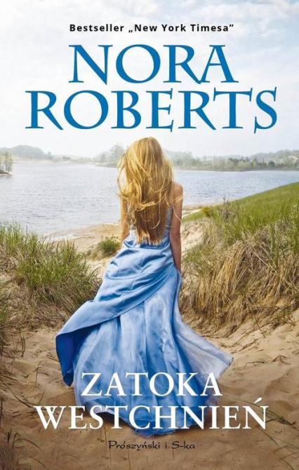 Zatoka westchnień - Nora Roberts | okładka