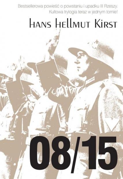 08/15 - Hans Helmut Kirst | okładka