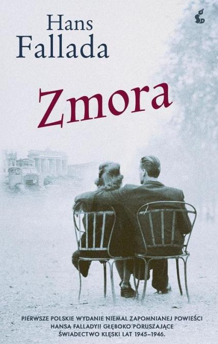 Zmora - Hans Fallada   okładka