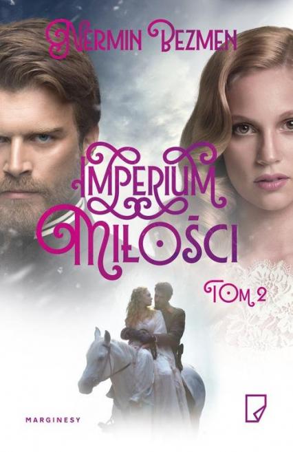Imperium miłości. Tom 2 - Nermin Bezmen | okładka