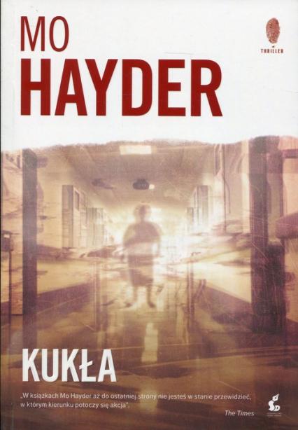 Kukła - Mo Hayder | okładka