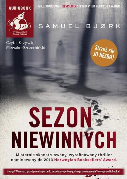 Sezon niewinnych - Samuel Bjork | okładka