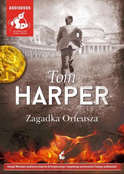 Zagadka Orfeusza - Tom Harper | okładka