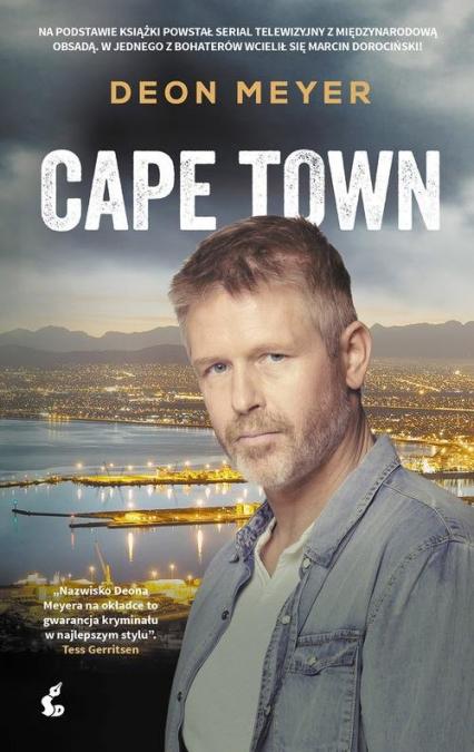 Cape Town - Deon Meyer | okładka