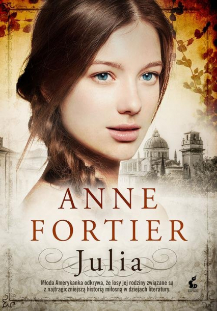 Julia - Anne Fortier | okładka