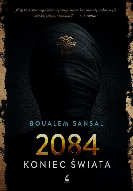 2084 koniec świata - Boualem Sansal | okładka