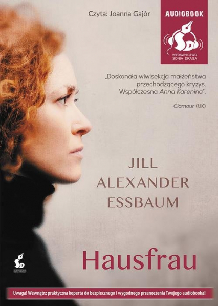 Hausfrau - Jill-Alexander Essbaum | okładka