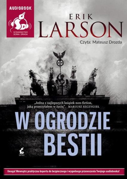 W ogrodzie bestii - Erik Larson | okładka