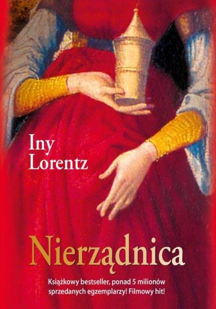 Nierządnica - Iny Lorentz   okładka