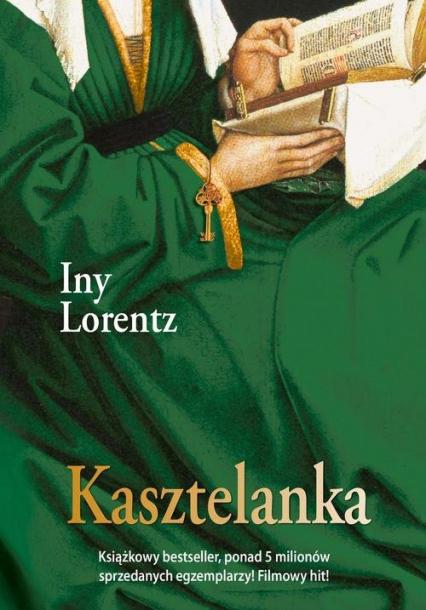 Kasztelanka - Iny Lorentz | okładka