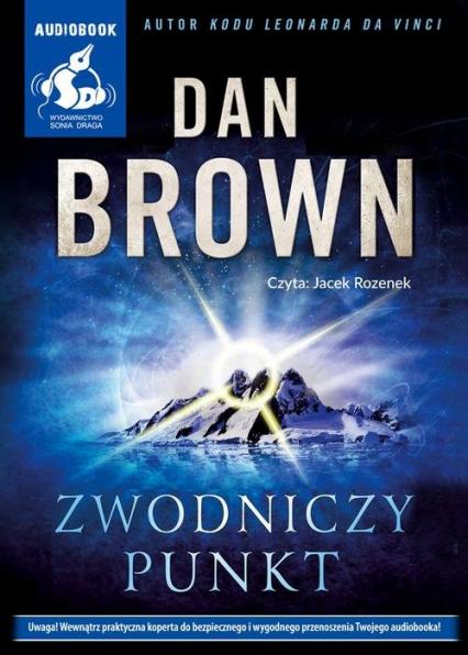 Zwodniczy punkt - Dan Brown | okładka