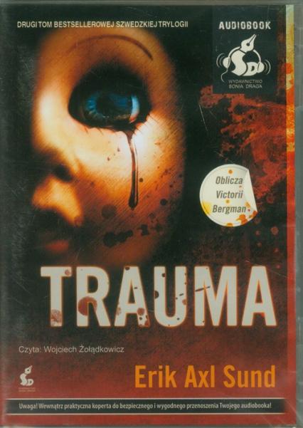 Trauma - Sound Erik Axl | okładka
