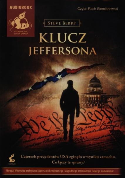 Klucz Jeffersona - Steve Berry   okładka