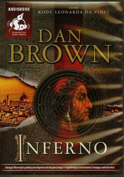 Inferno - Dan Brown | okładka