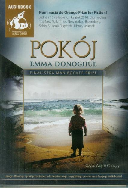 Pokój - Emma Donoghue   okładka
