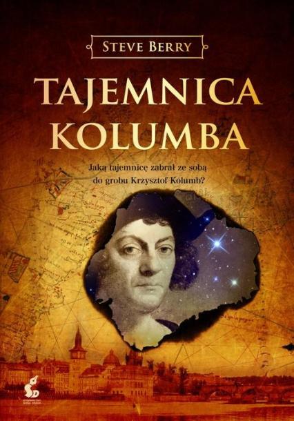 Tajemnica Kolumba - Steve Berry | okładka