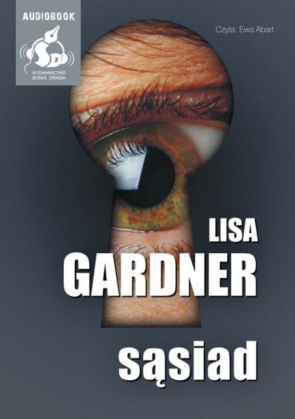 Sąsiad - Lisa Gardner | okładka