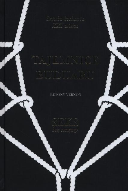 Tajemnice buduaru - Betony Vernon   okładka