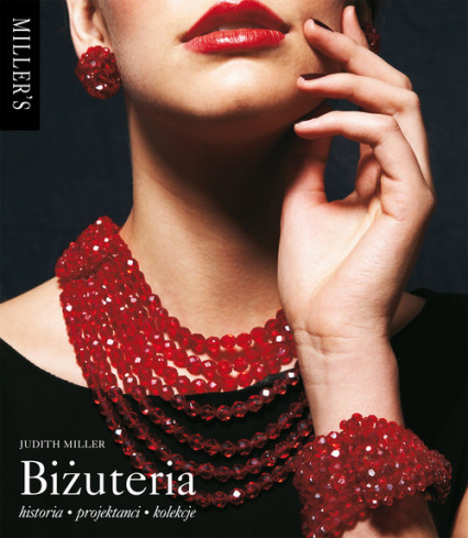 Biżuteria - Judith Miller | okładka