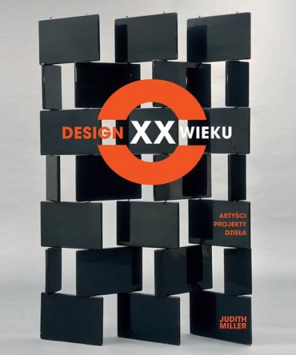 Design XX wieku - Judith Miller | okładka