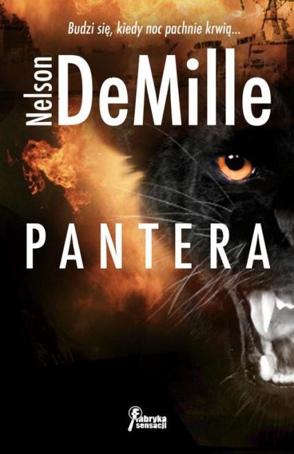 Pantera - Nelson DeMille | okładka