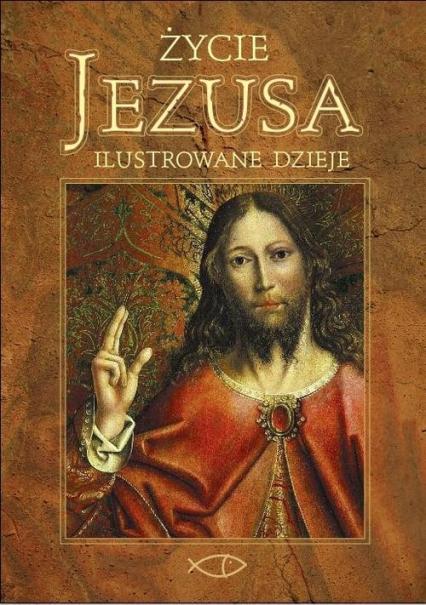 Życie Jezusa. Ilustrowane dzieje - Meyers David John | okładka