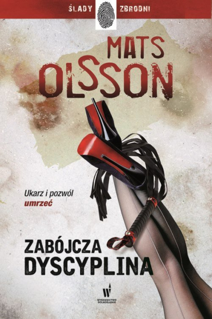 Zabójcza dyscyplina - Mats Olsson | okładka
