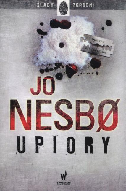 Upiory - Jo Nesbo   okładka