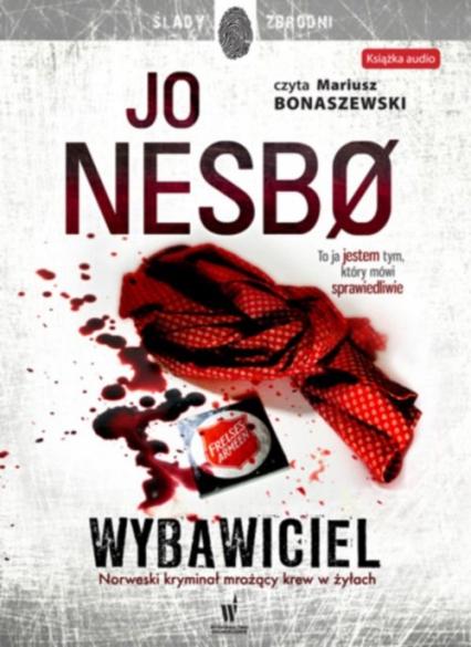 Wybawiciel - Jo Nesbo | okładka