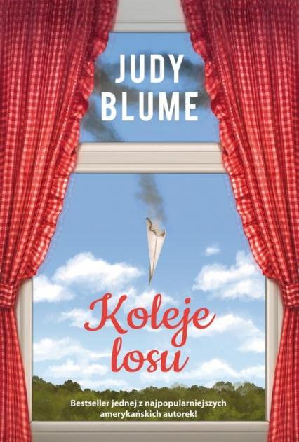 Koleje losu - Judy Blume | okładka