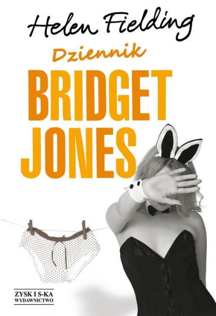 Dziennik Bridget Jones - Helen Fielding | okładka