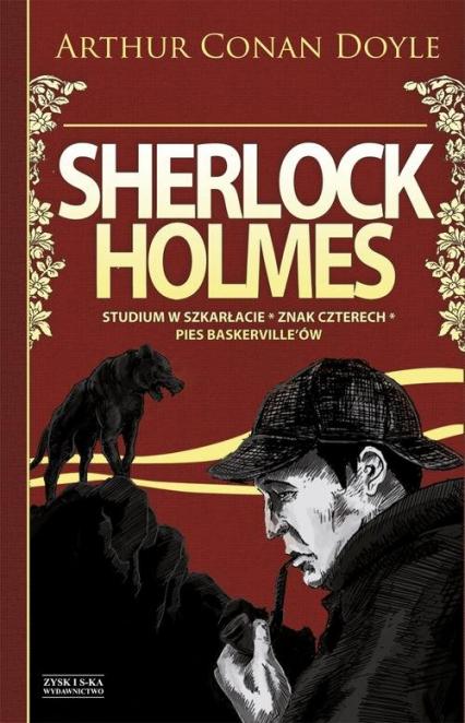 Sherlock Holmes. Tom 1 - Doyle Arthur Conan | okładka