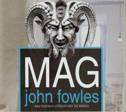 Mag - John Fowles | okładka