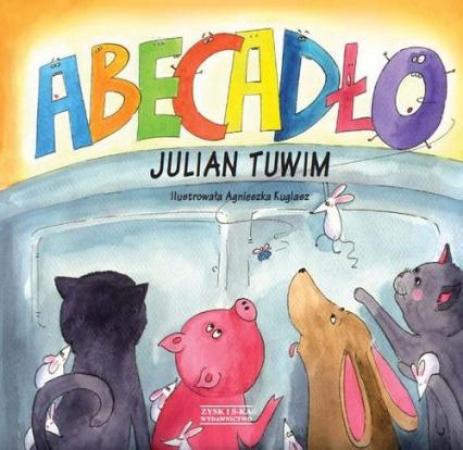 Abecadło - Julian Tuwim | okładka
