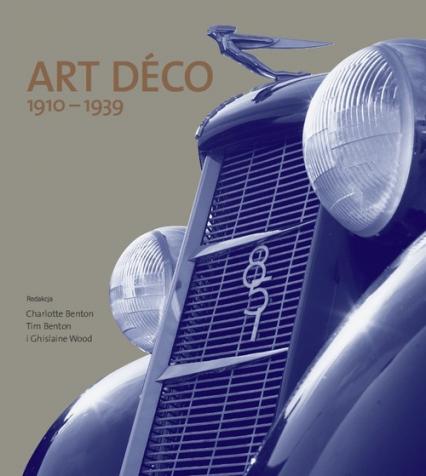 Art Deco 1910-1939 -  | okładka