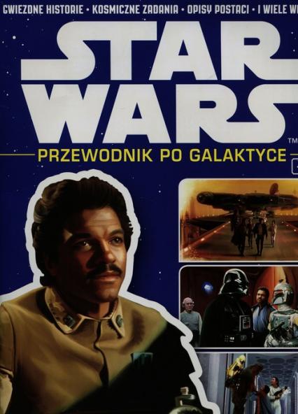 Star Wars. Tom 11. Przewodnik po Galaktyce -  | okładka