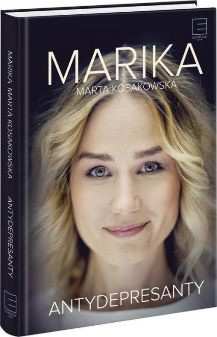 Antydepresanty - Kosakowska Marika Marta | okładka