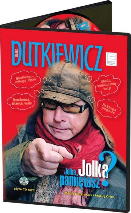 Jolka, Jolka pamiętasz? Audiobook - Marek Dutkiewicz | okładka