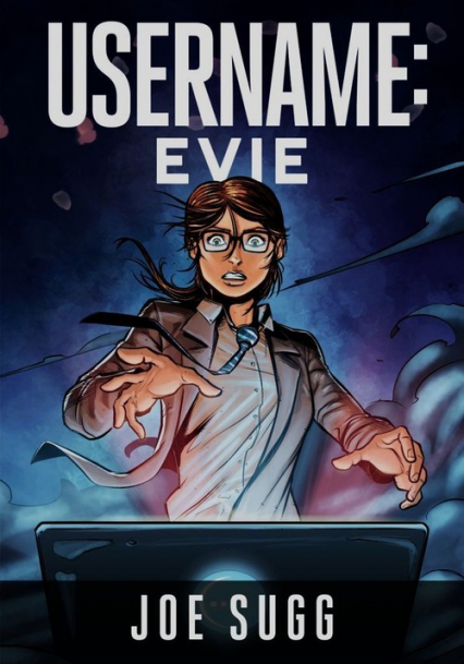 Username Evie - Joe Sugg | okładka
