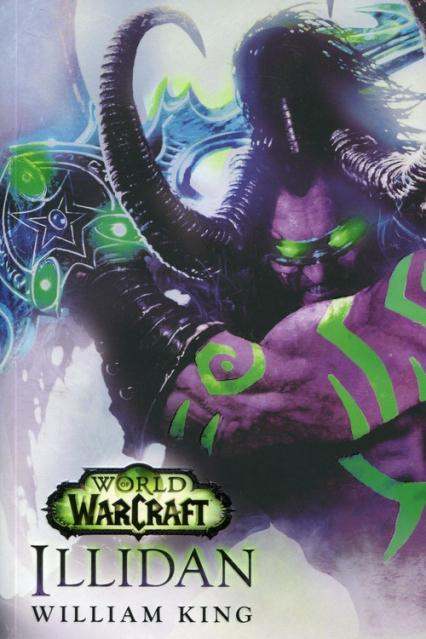 World of Warcraft. Illidan - William King | okładka