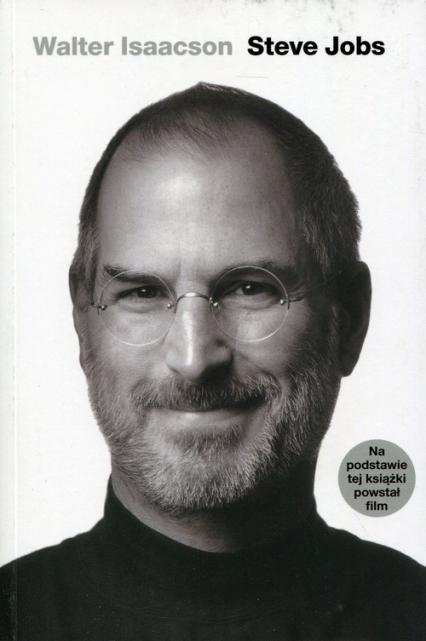 Steve Jobs - Walter Isaacson | okładka