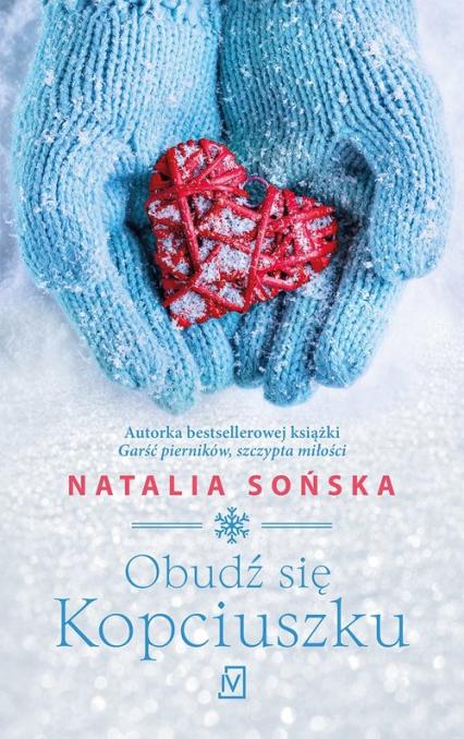 Obudź się, Kopciuszku - Natalia Sońska | okładka